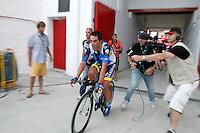 Alberto Contador during Special Crono Stage.August 17,2012. (ALTERPHOTOS/Alfaqui/Paula Otero) /NortePhoto.com<br /> <br /> **SOLO*VENTA*EN*MEXICO**<br /> **CREDITO*OBLIGATORIO** <br /> *No*Venta*A*Terceros*<br /> *No*Sale*So*third*<br /> *** No Se Permite Hacer Archivo**<br /> *No*Sale*So*third*