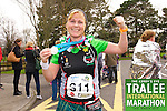 Brenda O' Keefe 311, who took part in the Kerry's Eye Tralee International Marathon on Sunday 16th March 2014.
