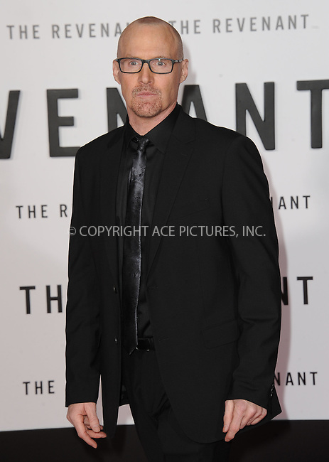 WWW.ACEPIXS.COM<br /> <br /> December 16 2015, LA<br /> <br /> Mark L. Smith arriving at the premiere of 'The Revenant' at the TCL Chinese Theatre on December 16, 2015 in Hollywood, California.<br /> <br /> <br /> By Line: Peter West/ACE Pictures<br /> <br /> <br /> ACE Pictures, Inc.<br /> tel: 646 769 0430<br /> Email: info@acepixs.com<br /> www.acepixs.com