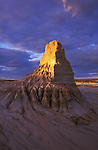"""Australia, NSW; """"Wall Of China"""" in Mungo National Park"""