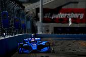 2018 Verizon IndyCar Series - Firestone Grand Prix of St. Petersburg<br /> St. Petersburg, FL USA<br /> Sunday 11 March 2018<br /> Ed Jones, Chip Ganassi Racing Honda<br /> World Copyright: Scott R LePage / LAT Images<br /> ref: Digital Image _SRL9742