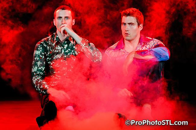 Matt Rowland Band promo pictures