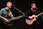 The Sherlocks launch their new album Under Your Sky with an intimate gig at Barnsley College, Barnsley, United Kingdom, 9th October 2019. Photo by Glenn Ashley.