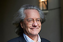 A C Grayling, writer and academic at The  The Oxford  Literary Festival   2013. Credit Geraint Lewis