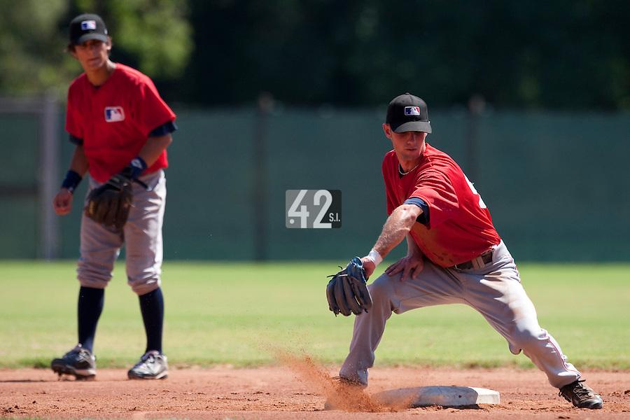 Baseball - MLB European Academy - Tirrenia (Italy) - 20/08/2009 - Ashwin Rokx (Netherlands)