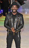 Melvin Odoom at the &quot;Glass&quot; UK film premiere, Curzon Mayfair, Curzon Street, London, England, UK, on Wednesday 09 January 2019.<br /> CAP/CAN<br /> &copy;CAN/Capital Pictures