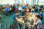 Enjoying Tralee CoderDoJo at Tralee ITT on Saturday