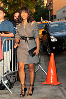 www.acepixs.com<br /> May 18, 2017 New York City<br /> <br /> Kerry Washington was seen leaving the Trevor Noah Show on May 18, 2017 in New York City.<br /> <br /> Credit: Kristin Callahan/ACE Pictures<br /> <br /> <br /> Tel: (646) 769 0430<br /> e-mail: info@acepixs.com