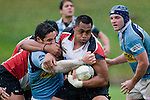Sione Kepu. Air New Zealand Cup pre-season rugby game between the Counties Manukau Steelers & Northland, played at Growers Stadium on July 21st, 2007. Counties Manukau won 28 - 17.