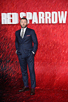 "Joel Edgerton<br /> arriving for the ""Red Sparrow"" premiere at the Vue West End, Leicester Square, London<br /> <br /> <br /> ©Ash Knotek  D3382  19/02/2018"