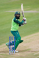 Hashim Amla  (South Africa) plays backward of point to the boundary during South Africa vs West Indies, ICC World Cup Warm-Up Match Cricket at the Bristol County Ground on 26th May 2019