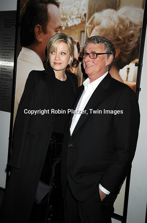 "Diane Sawyer and husband Mike Nichols, who directed the movie.at The Special Screening of ""Charlie Wilson's War"" on December 16, 2007 at The Museum of Modern Art in New York. .Robin Platzer, Twin Images"