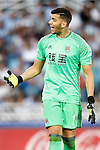 Real Sociedad's Geronimo Rulli during La Liga match. August 21,2016. (ALTERPHOTOS/Acero)