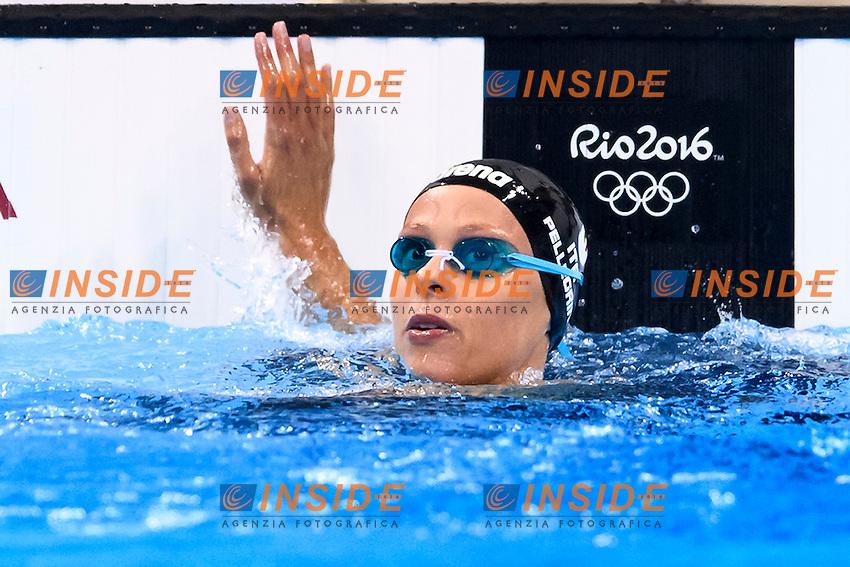 PELLEGRINI Federica ITA <br /> Women's 200m Freestyle <br /> Rio de Janeiro 08-08-2016 Olympic Aquatics Stadium <br /> Swimming Nuoto <br /> Foto Andrea Staccioli/Deepbluemedia/Insidefoto