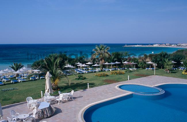 Agia Napa, Aya Napa, Nissi Beach, Alion Beach Hotel,  Cyprus. Zypern.