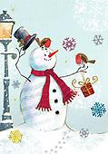 Sharon, CHRISTMAS SANTA, SNOWMAN, WEIHNACHTSMÄNNER, SCHNEEMÄNNER, PAPÁ NOEL, MUÑECOS DE NIEVE, GBSS, paintings+++++,GBSSC50/XCCA,#X#