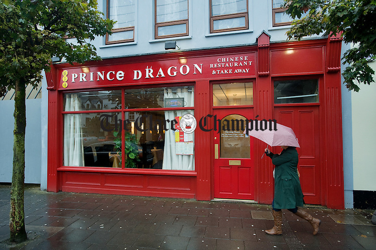 Prince Dragon Chinese Restaurant. Photograph by John Kelly.