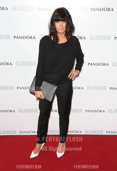 Claudia Winkleman arriving for the 013 Glamour Women of The Year Awards, Berkeley Square, London. Picture by: Henry Harris / Featureflash