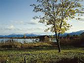 Gerhard, LANDSCAPES, photos, D.Romantischer Weg am Rapsfeld bei W?rth an der Dona(DTMB570-68,#L#)