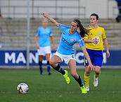 2018 Womens Super League Football Man City v Birmingham City Dec 9th