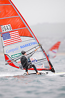 Meet the Team - Farrah Hall, Women's RS:X Windsurfer