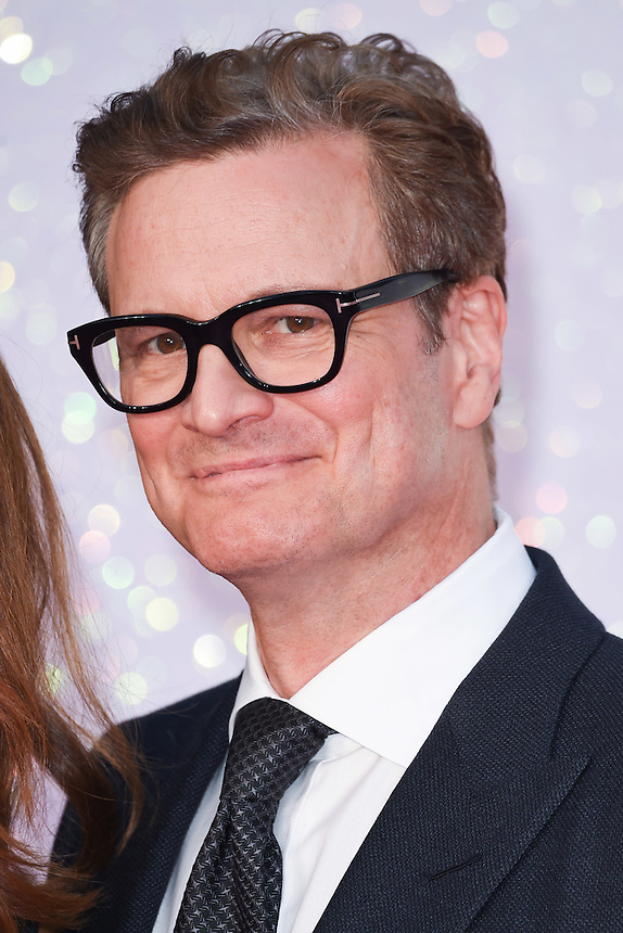 "Colin Firth<br /> at the ""Bridget Jones's Baby"" World premiere, Odeon Leicester Square , London.<br /> <br /> <br /> ©Ash Knotek  D3149  05/09/2016"