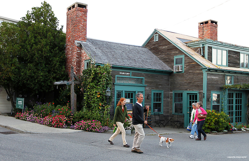 Area shots in Camden, ME, Tuesday, Sept. 25, 2012.(Cheryl Senter /AP Images for Maine Office of Tourism)