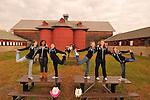 Synchronized Skating Team.Vassar College