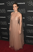 NEW YORK, NY - AUGUST 09: Brie Larson attends 'The Glass Castle' New York Screening at SVA Theatre on August 9, 2017 in New York City. <br /> CAP/MPI/JP<br /> &copy;JP/MPI/Capital Pictures