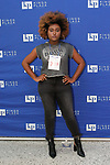 Model poses at model casting for Fashion Week Brooklyn Fall Winter 2018 at Kings Plaza Mall in Brooklyn, New York on March 24, 2018.