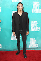 Booboo Stewart at the 2012 MTV Movie Awards held at Gibson Amphitheatre on June 3, 2012 in Universal City, California. © mpi29/MediaPunch Inc.