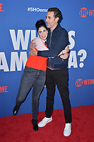 Sarah Silverman und Sacha Baron Cohen beim 'EMMY for Your Consideration' Event der Showtime TV-Serie 'Who Is America?' im Paramount Theatre Los Angeles, 15.05.2019