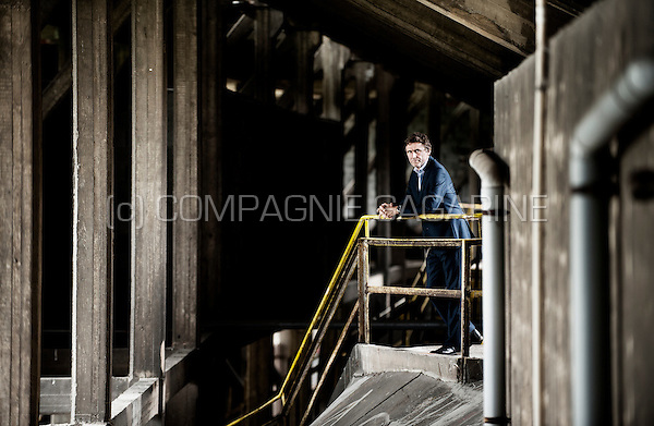Belgian film director Erik Van Looy (Belgium, 06/08/2014)
