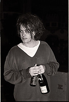 CHICAGO, ILLINOIS- NOVEMBER 15, 1985 The Cure photographed at The Aragon Ballroom in Chicago, Illinois on November 15,1985.<br /> CAP/MPI/GA<br /> ©GA/MPI/Capital Pictures