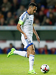 Israel's Eran Zahavi during FIFA World Cup 2018 Qualifying Round match. March 24,2017.(ALTERPHOTOS/Acero)
