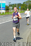 Don Brosnan pictured at the Rose of Tralee International 10k Race in Tralee on Sunday.