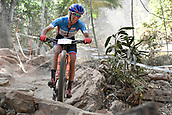 9th September 2017, Smithfield Forest, Cairns, Australia; UCI Mountain Bike World Championships; Catahrine Pendrel (CAN) riding for Clif Pro Team during the elite womens cross country race