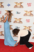 Zara McDermott<br /> at the photocall of X Factor Celebrity, London<br /> <br /> ©Ash Knotek  D3524 09/10/2019