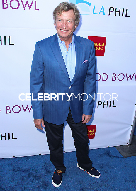 HOLLYWOOD, LOS ANGELES, CA, USA - JUNE 21: Nigel Lythgoe at the 2014 Hollywood Bowl Opening Night And Hall Of Fame Inductions held at the Hollywood Bowl on June 21, 2014 in Hollywood, Los Angeles, California, United States. (Photo by Xavier Collin/Celebrity Monitor)