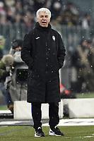 Giampiero Gasperini<br /> Torino 28-02-2018 Allianz Stadium Calcio Coppa Italia Tim Cup Juventus - Atalanta foto Image Sport/Insidefoto