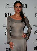 SAN FRANCISCO, CA - DEC 03:  Actress Michelle Rodriguez attends the 2018 SFFilm Awards Night at The Palace of Fine Arts Exhibition Center on December, 3, 2018 in San Francisco, California. <br /> CAP/MPI/IS/CV<br /> &copy;CV/IS/MPI/Capital Pictures