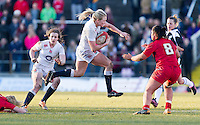 Women's 6 Nations Wales v England 8th February 2015