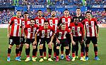 Athletic eleven team during La Liga match. Aug 24, 2019. (ALTERPHOTOS/Manu R.B.)