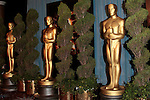 Oscar statuettes at the Academy Awards nominee luncheon in Beverly Hills, California, USA, 02 February 2009. The 81st Academy Awards telecast is scheduled to air on 22 February 2009. .