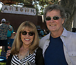 Tom and Lynne Patin during Artown's Opening Night in Reno on Saturday, July 1, 2017.