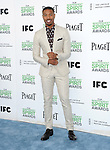 Michael B. Jordan<br /> <br /> <br />  attends The 2014 Film Independent Spirit Awards held at Santa Monica Beach in Santa Monica, California on March 01,2014                                                                               &copy; 2014 Hollywood Press Agency