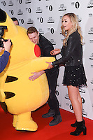 Jamie Borthwick and Tilly Keeper<br /> at the Radio 1 Teen Awards 2016, Wembley Arena, London.<br /> <br /> <br /> ©Ash Knotek  D3188  22/10/2016