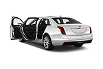 Car images of 2017 Cadillac CT6 RWD 4 Door Sedan Doors