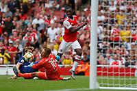 Arsenal v Lyon - Emirates Cup - 28.07.2019