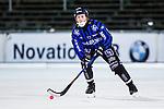 Uppsala 2013-11-20 Bandy Elitserien IK Sirius - Edsbyns IF :  <br /> Sirius Joel Wigren <br /> (Foto: Kenta J&ouml;nsson) Nyckelord:  portr&auml;tt portrait